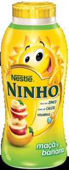 Iogurte Liquido Ninho Maca/Banana 850g