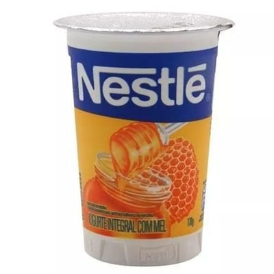 Iogurte Natural Nestle Mel 170g