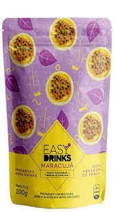 Preparado Frutas Easydrinks Maracuja 100g
