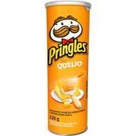 Batata Frita Pringles Queijo 120g