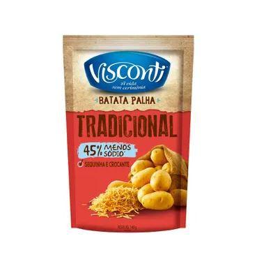 Batata Palha Visconti Tradicional 140g