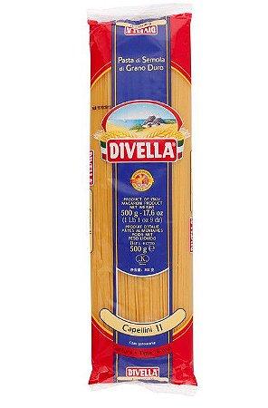 Massa Italiana Divella Capellini 500g
