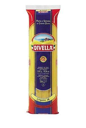 Massa Italiana Divella Linguine N14 500g