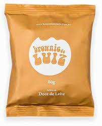 Brownie Do Luiz Rech Doce De Leite 80g