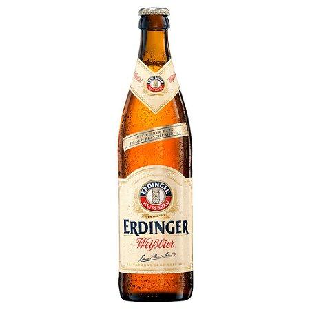 Cerveja Alemã Erdinger weisbbier 500ml