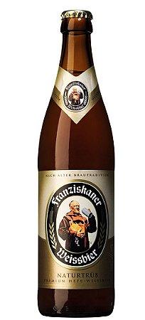 Cerveja Alemã Franziskaner Hefe Weissbier 500ml