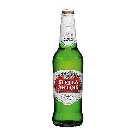 Cerveja Stella Artois Lager 550ml