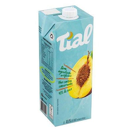 Suco Tial Pêssego 1 Litro