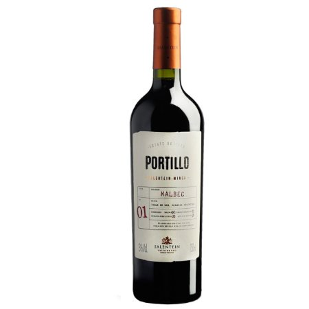 Vinho Argentino Portillo Malbec 750ml