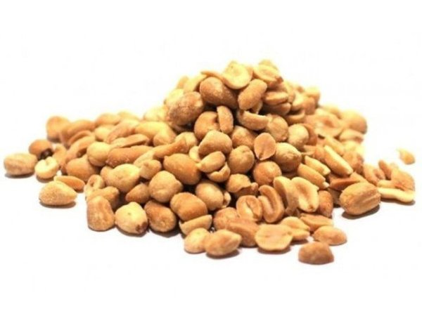 Amendoim S/Pele Torrado/Salgado Pote 250g