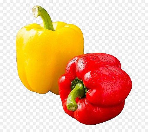 Pimentao Misto 400g (Amarelo/Vermelho)