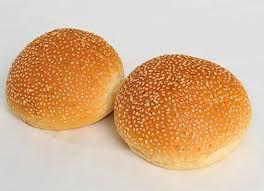 Pão de Hambúrguer com Gergelim 200g com 4 unidades