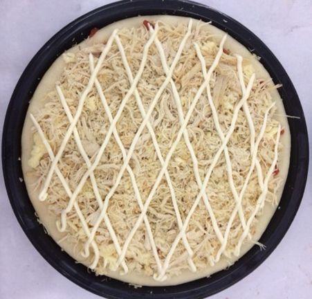 Pizza Frango C/Catupiry Tradicional Resfriada 450g