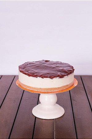 Torta Cheesecake de Goiabada - Aro 18