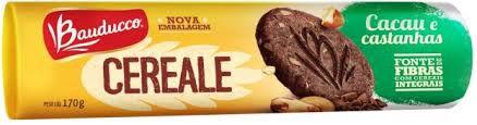 Biscoito Bauducco Cereale Castanha 170g