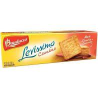 Biscoito Bauducco Levissimo Cracker Tradicional 200g