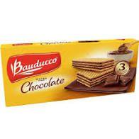 Biscoito Bauducco Wafer Chocolate 140g
