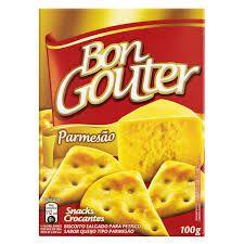 Biscoito Bon Gouter Parmesão 100g