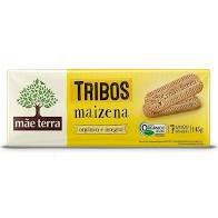 Biscoito Mãe Terra Tribos Maizena 145g
