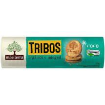 Biscoito Mãe Terra Tribos Orgânico Coco 130g