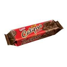 Biscoito Nestle Calipso Coberto 130g