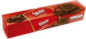 Biscoito Nestle Classic Chocolate 140g