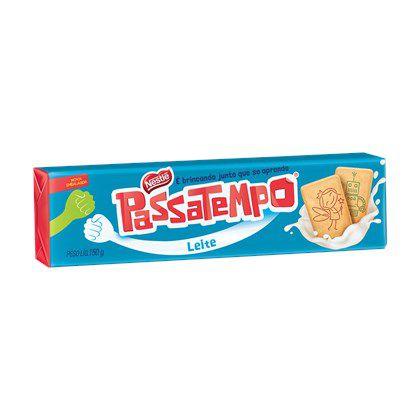Biscoito Nestle Passatempo Leite 150g