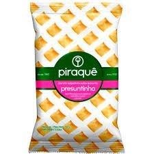 Biscoito Piraque Presuntinho 100g