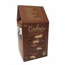 Cookies Carolinas Pedaços Chocolate 240g