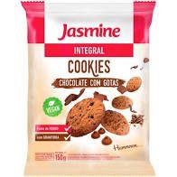 Cookies Jasmine Integral Chocolate Gotas 150g