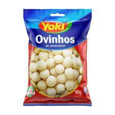 Ovinhos Amendoim Yoki 90g