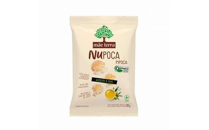 Pipoca Mãe Terra Orgânica Azeite/Sal 20g