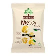 Pipoca Mãe Terra Orgânica Lemon Pepper 23g