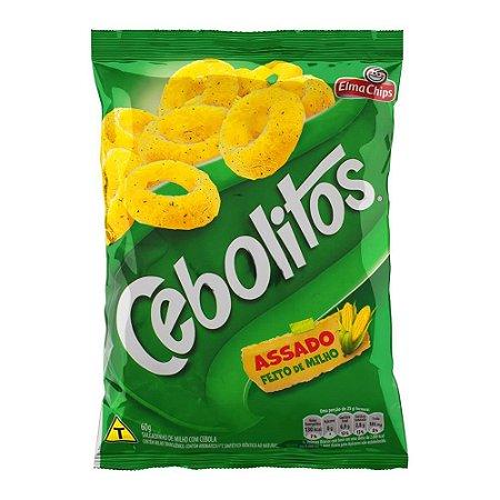 Salgadinho Cebolitos 60g
