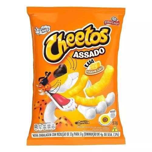 Salgadinho Cheetos Lua Parmesão 51g