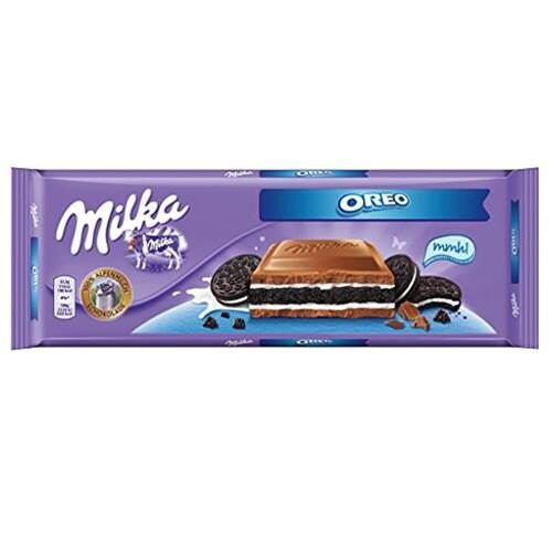 Chocolate Milka Rech Oreo 300g