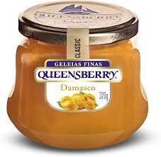 Geleia Queensberry Classic Damasco 320g