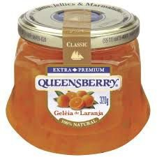 Geleia Queensberry Classic Laranja 320g