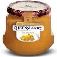 Geleia Queensberry Diet Damasco 280g
