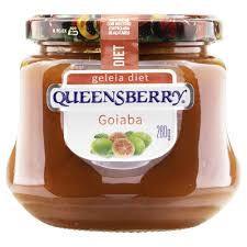 Geleia Queensberry Diet Goiaba 280g