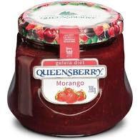 Geleia Queensberry Diet Morango 280g