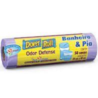Saco Lixo Dover Roll Odor Defense C/50Un
