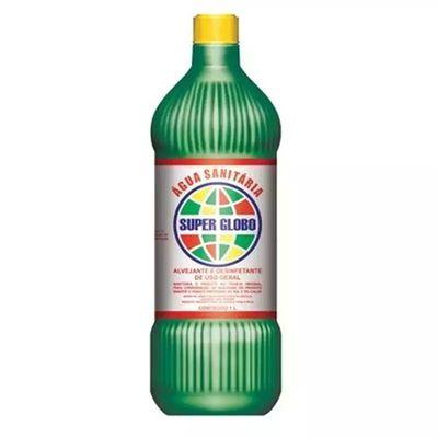 Água Sanitaria Super Globo 1Litro