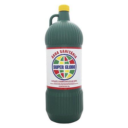 Água Sanitaria Super Globo 2Litros