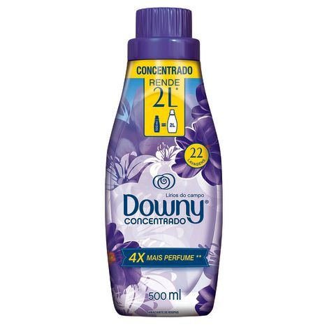 Amaciante Roupa Downy Lirios Do Campo 500ml