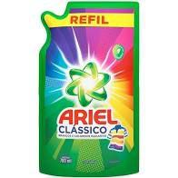 Lava Roupas Liquido Ariel Refil 700ml