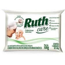 Sabão Coco Ruth Tablete 100g