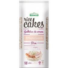 Biscoito Arroz Polonês Kupiec Multigrãos 90g