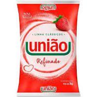 Açúcar Refinado Uniao 1Kg