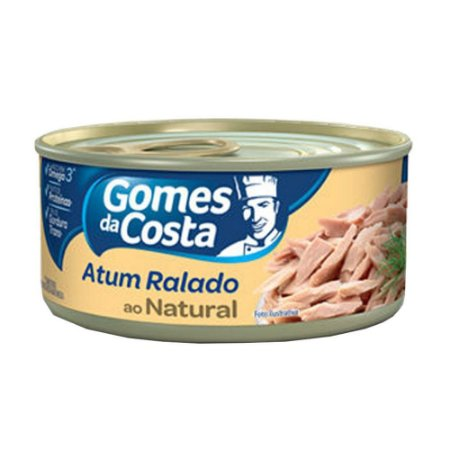 Atum Gomes Da Costa Ralado Natural Light 170g